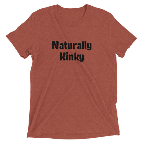 Naturally Kinky Tee-T-shirt-The Royal Bash