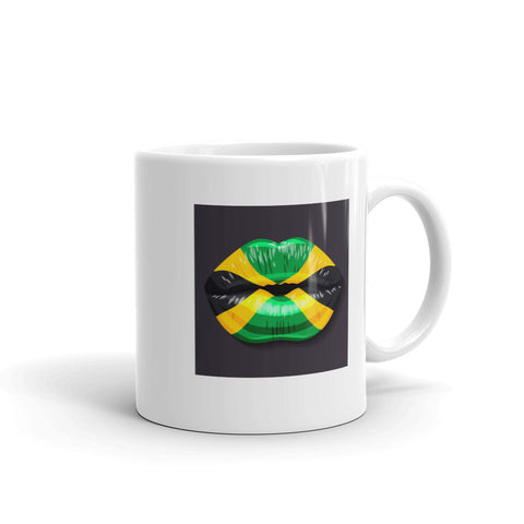 Jamaican Kiss Mug-Mugs-The Royal Bash