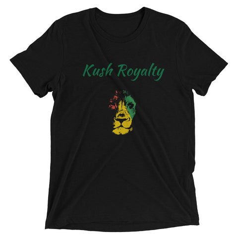 Kush Royalty Tee-T-shirt-The Royal Bash