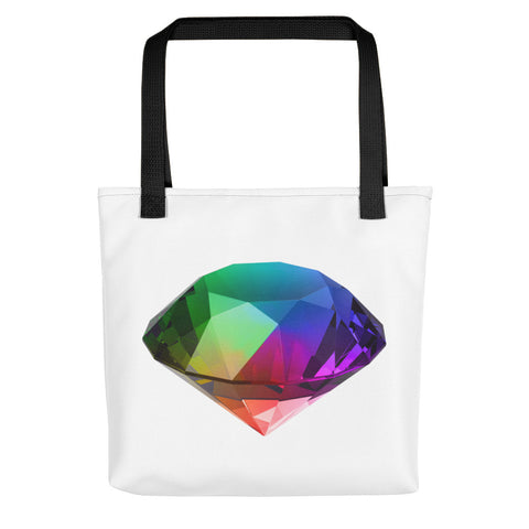 You are a Gem Tote bag-Totes-The Royal Bash