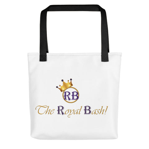 The Royal Bash Tote Bag-Totes-The Royal Bash