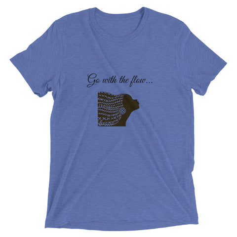 Go with the Flow Tee-T-shirt-The Royal Bash