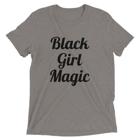 Black Girl Magic Tee-T-shirt-The Royal Bash