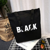 Black Tote-Totes-The Royal Bash