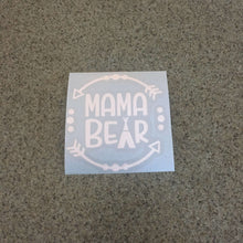Fast Lane Graphix: Mama Bear Sticker,White, stickers, decals, vinyl, custom, car, love, automotive, cheap, cool, Graphics, decal, nice
