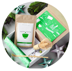 Buy a Matcha Beginners Kit