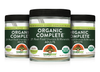3 x Samuraw Organic Complete for Adults - 15% OFF
