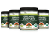 4 x Samuraw Organic Complete for Adults - 20% OFF