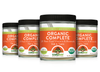 4 x Samuraw Organic Complete for Kids & Teens - 20% OFF