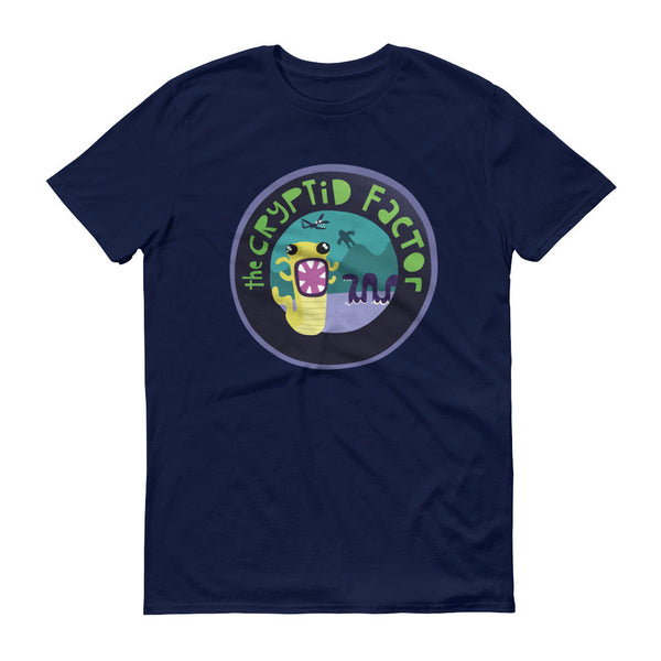 The Cryptid Factor Official T-Shirt