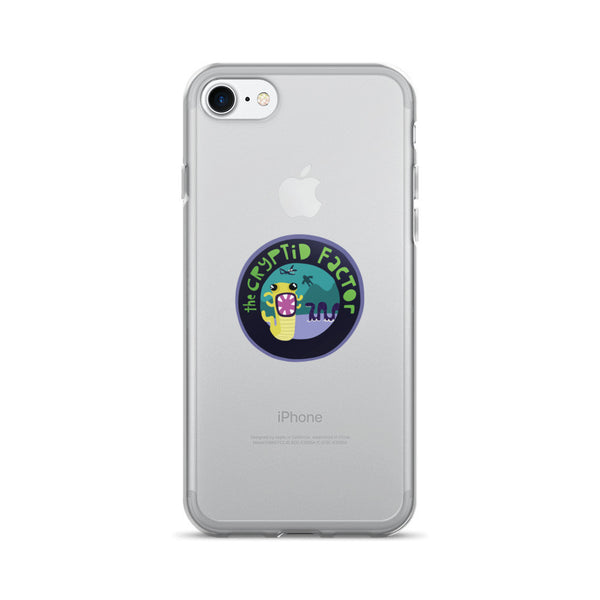 The Cryptid Factor Official iPhone 7/7 Plus Case