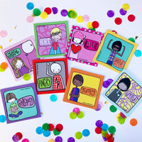 Memory Game~Emotions / Feelings