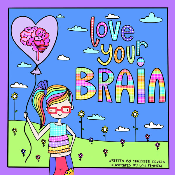 Love Your Brain Children's book