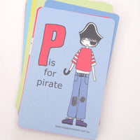 ABC Alphabet Flashcards