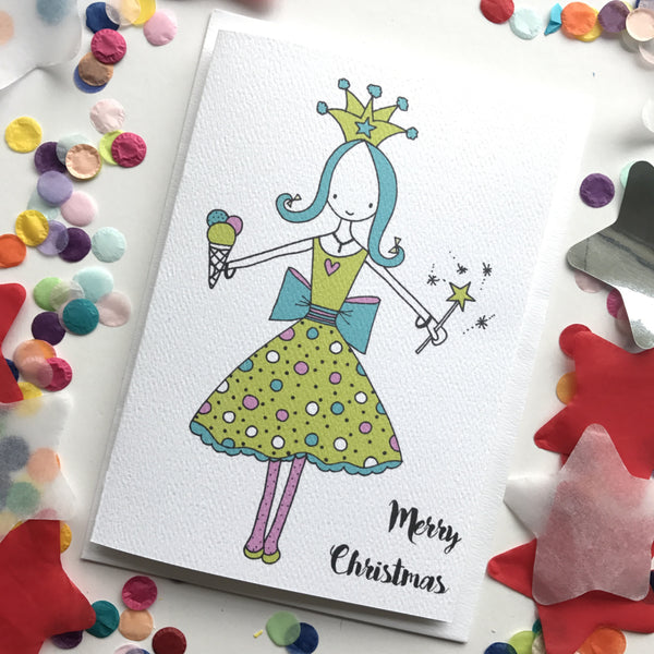 Christmas Card- Fairy