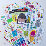 DIY Card & Collage Making Kit
