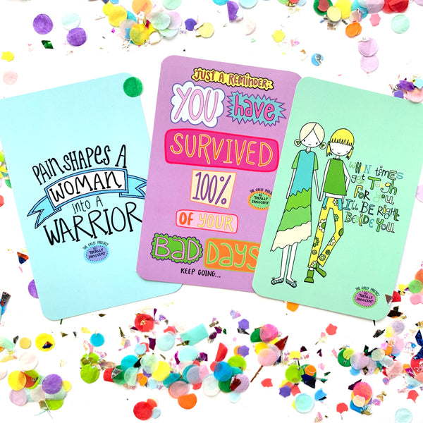 GRIEF AFFIRMATION CARDS