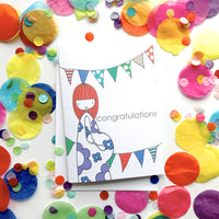 Congratulations Card Pregnant