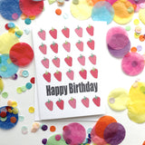 Happy Birthday Strawberries Card