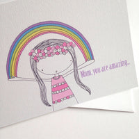 Mum Card - You Are Amazing!