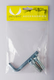 10mm Allen Key and Hex Screws