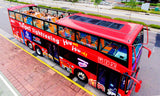 Taipei Sightseeing Double Decker Bus- 4 Hours