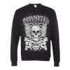 BONE CREWNECK SWEATSHIRT