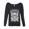 BONE WOMENS WIDE NECK SWEATSHIRT-BABYMETAL