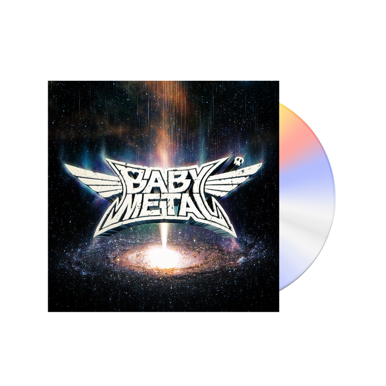 METAL GALAXY CD - BABYMETAL