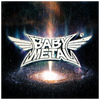METAL GALAXY TRANSPARENT VINYL-BABYMETAL