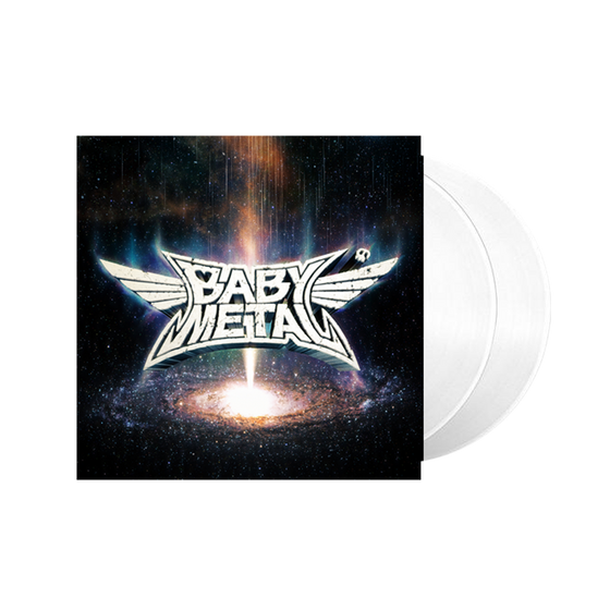 METAL GALAXY TRANSPARENT VINYL - BABYMETAL
