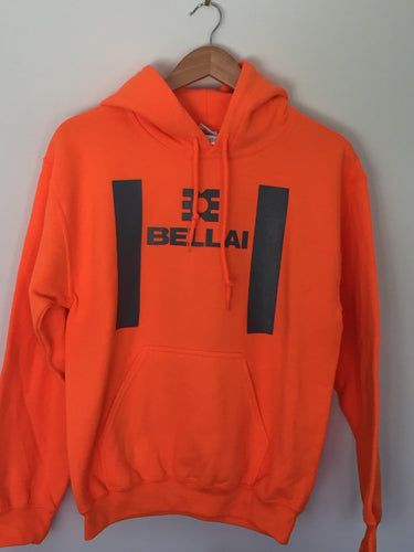 Heavyweight Bend Hood Sweatshirt