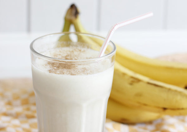 The Perfect Muscle-Building Post Workout Peanut Butter Protein Shake