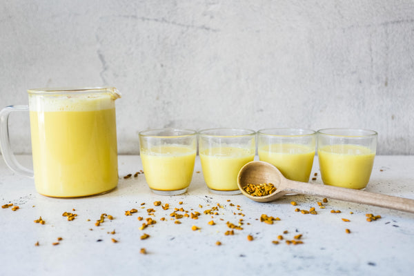20 Reasons to Drink Golden Milk for Joints