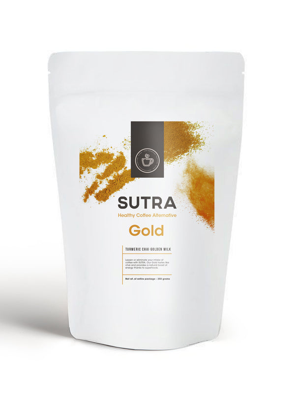Make at Home - Bulk Gold Turmeric Latte - SUTRA
