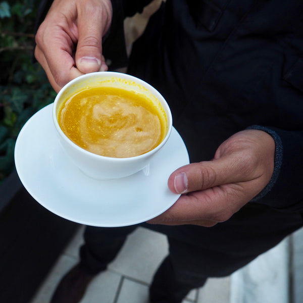 Make at Home - Unsweetened Bulk Gold Turmeric Latte - SUTRA