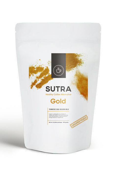 Unsweetened Bulk SUTRA Gold Turmeric Latte - SUTRA