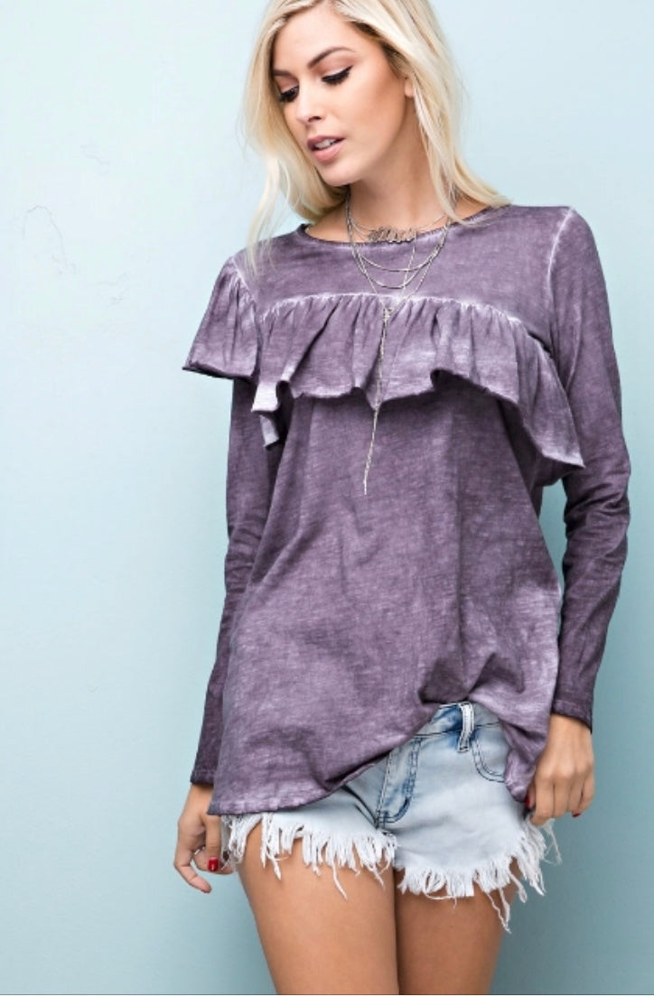 Alissa Top *CLEARANCE - Magnolia Lace Boutique