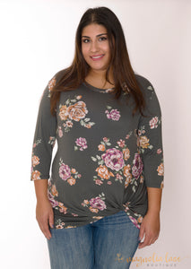 Amelia Top - Magnolia Lace Boutique