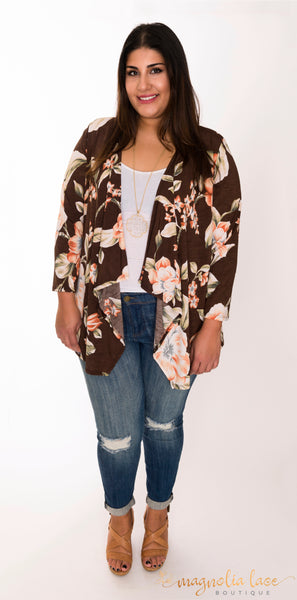 Waverly Cardi - Magnolia Lace Boutique
