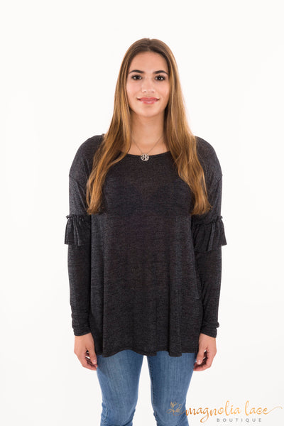 Francesca Top - Magnolia Lace Boutique