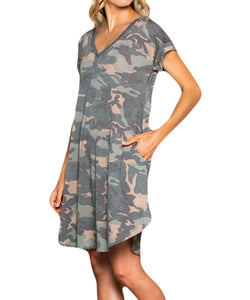 Sargent Amy Dress - Plus Sizes