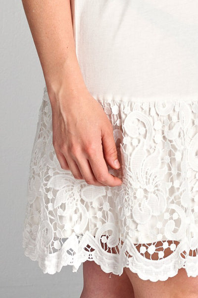 Ivory Dress Extender - Magnolia Lace Boutique