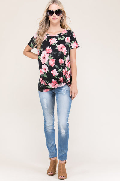 Rosè All Day Top - Magnolia Lace Boutique