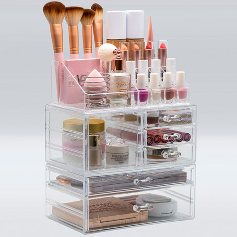Makeup Organizer Sets