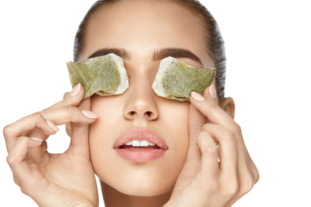 Mom's Best Advice - Green Tea Bags for Under Eyes
