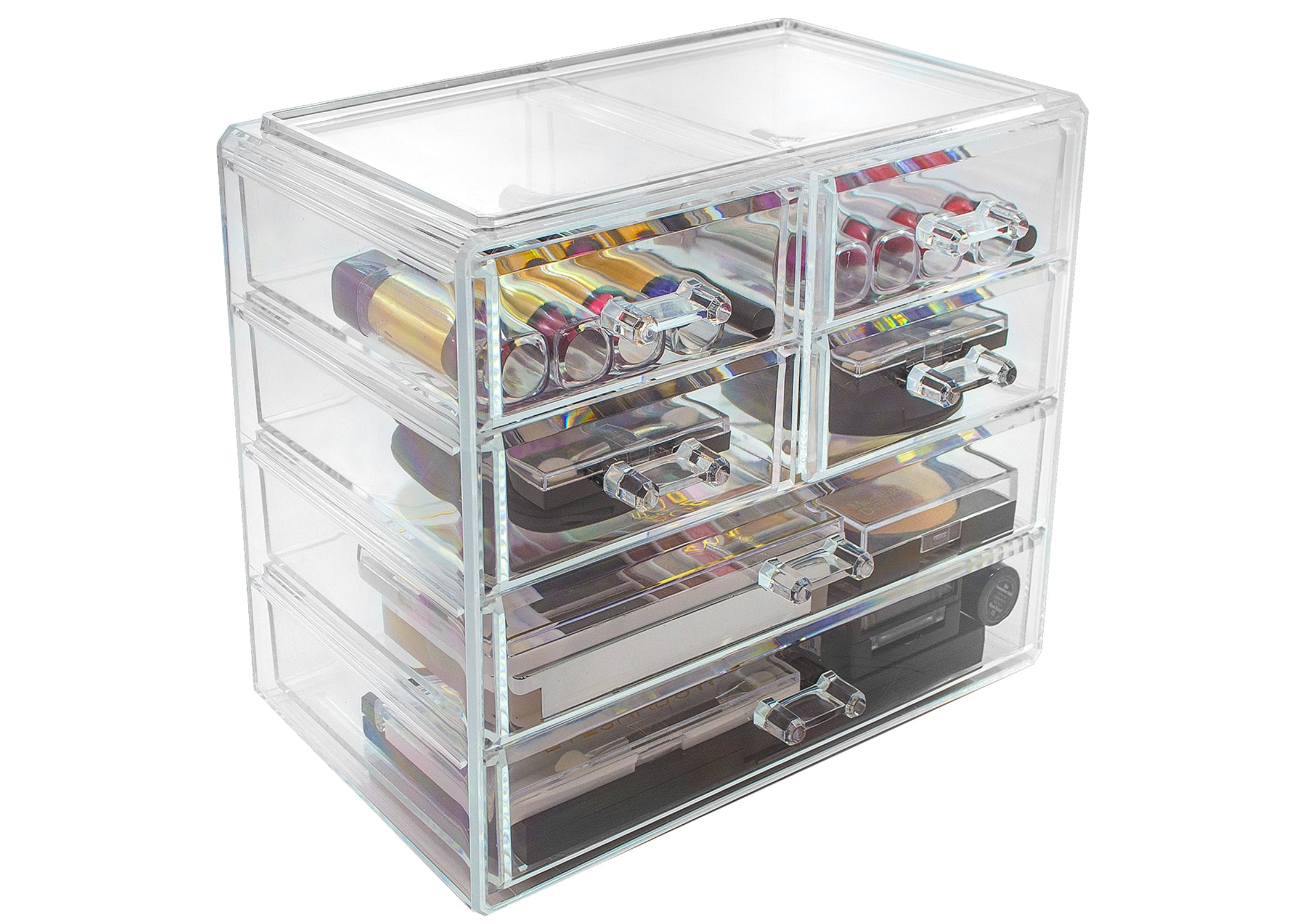 Small Cosmetic Organizer - 6 Drawer