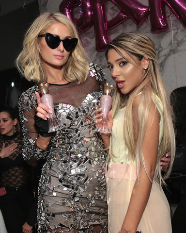 Paris Hilton Gabi DeMartino via Paris Hilton Instagram