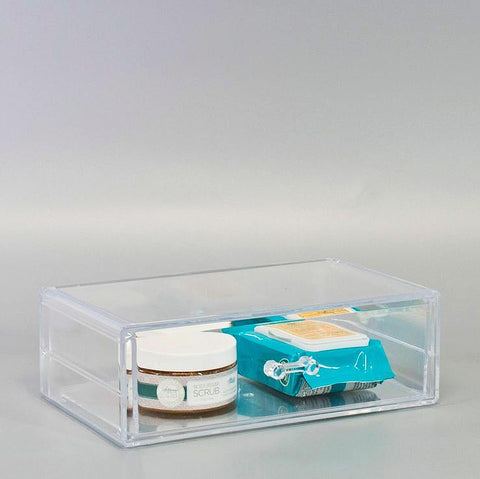 Stackable Cosmetic Organizer - 1 Drawer (Large)