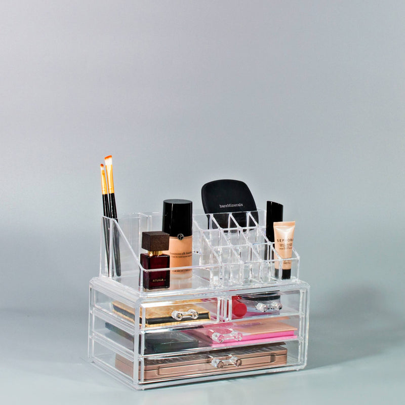 Small Cosmetic Makeup Organizer - sorbusbeauty